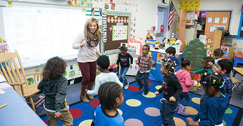 HCPSS Welcomes State Superintendent
