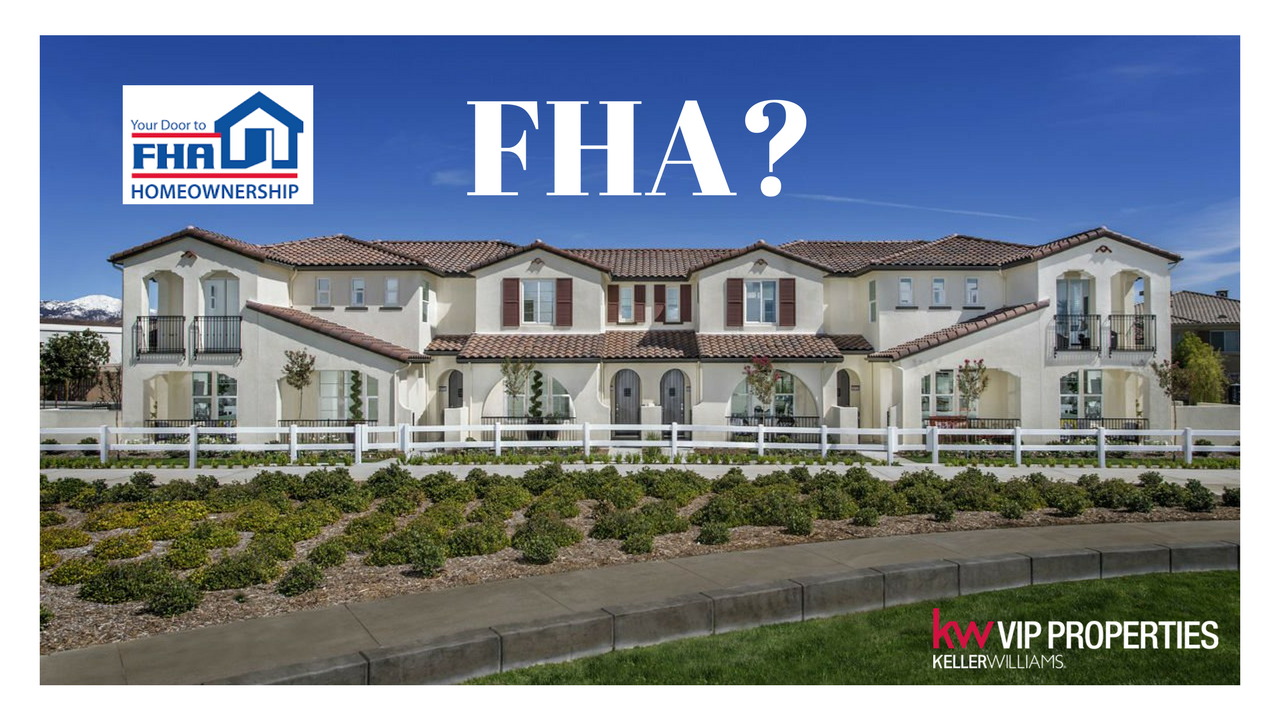 FHA Approved Condos and Townhouses in Santa Clarita