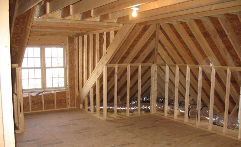 Converting Your Attic Into A Usable Living Space
