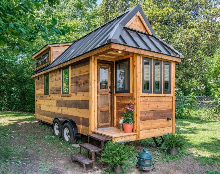 Tiny Homes Big Force