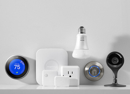 Smart Home Technology home design trends for 2017: smart home tech - the susan morris team