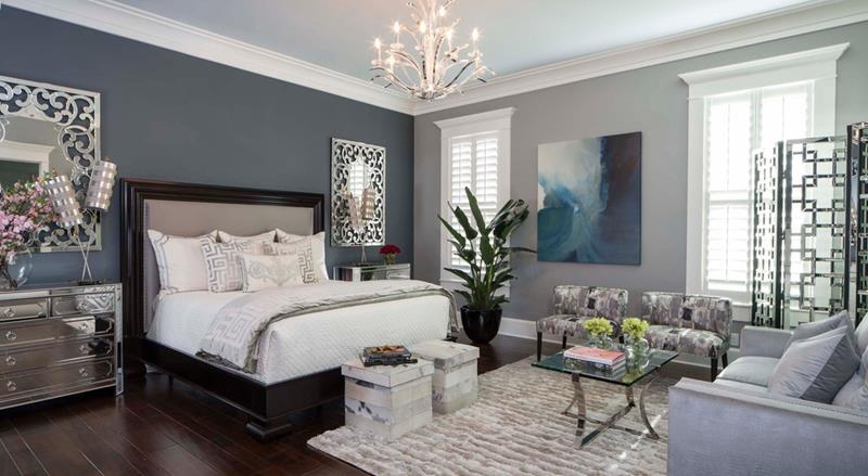 accent walls in bedroom.  How To Create A Great Accent Wall see photos of examples
