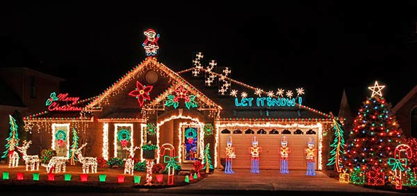 2015 Ultimate Christmas Light List - Madison, Middleton, Verona ...