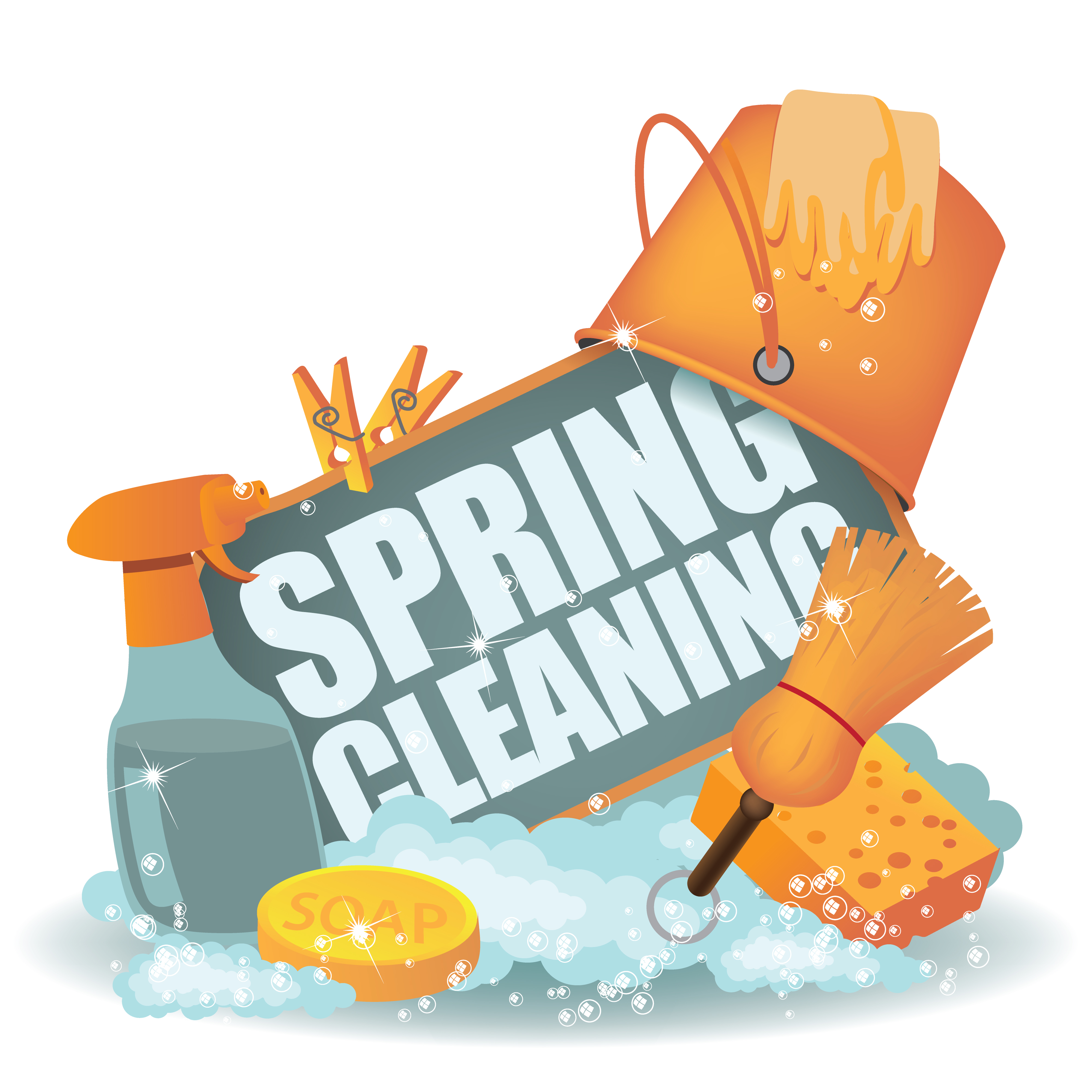 Spring Cleaning Spring Cleaning Tips  Chris Rooney Home Experts