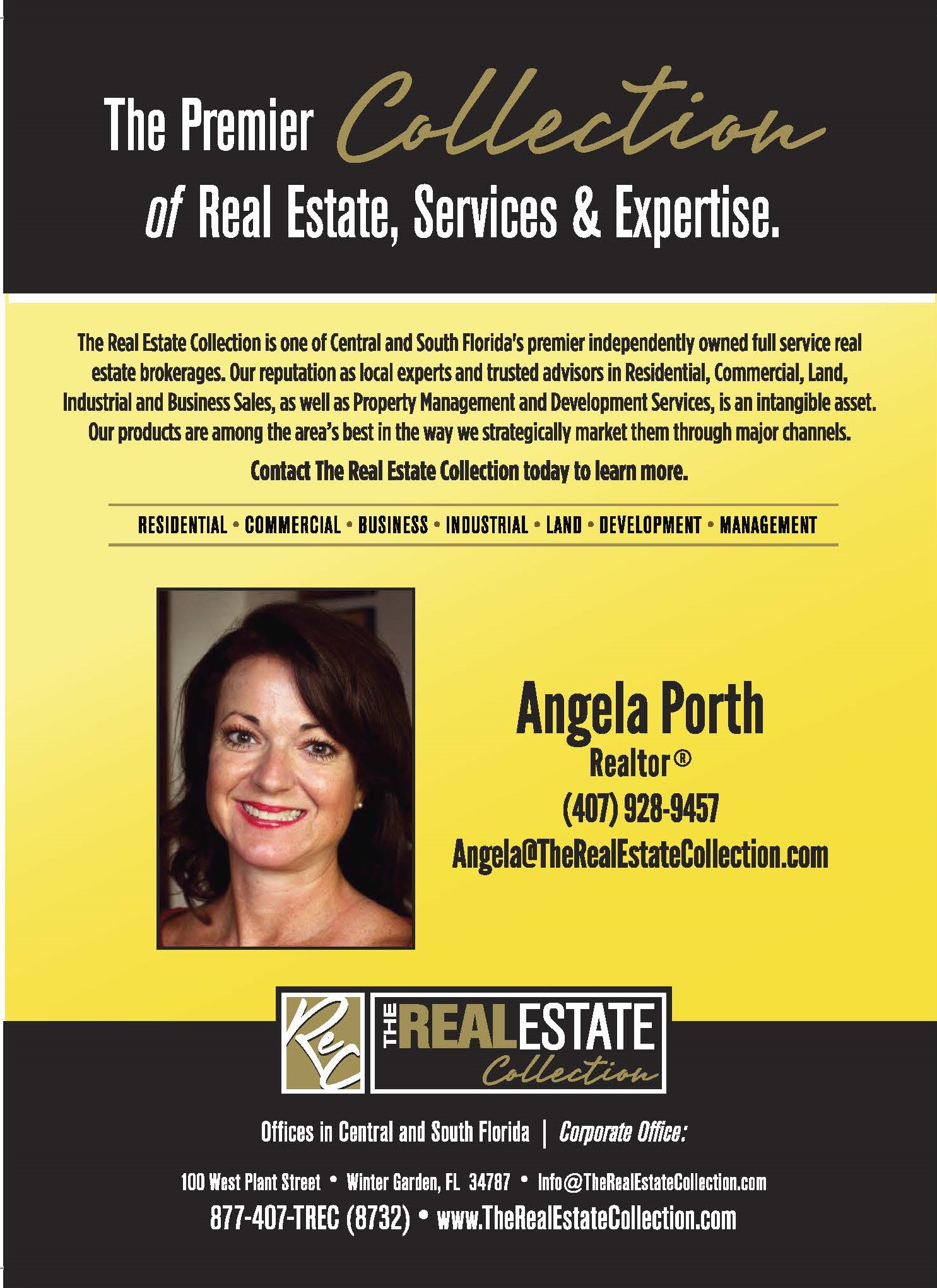 the premier collection of real estate services u0026 expertise