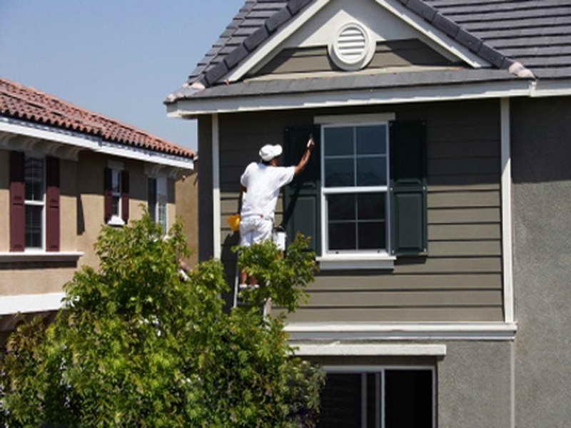 a good exterior paint job - Exterior Paint