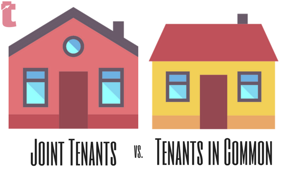 What Is The Difference Between Joint Tenants And Tenants In Common