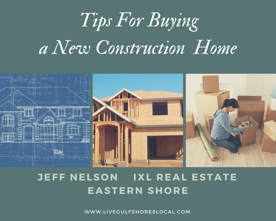 Tips for buying a new construction home baldwin county - Tips for building a new home ...
