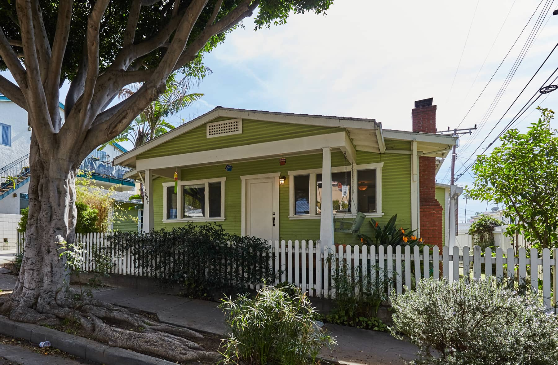 charming craftsman home for sale in santa monica