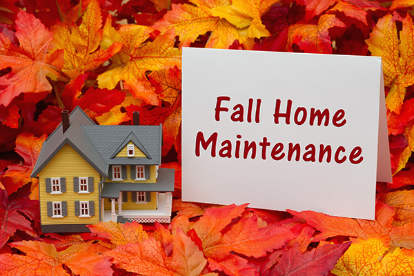 Image result for fall home maintenance