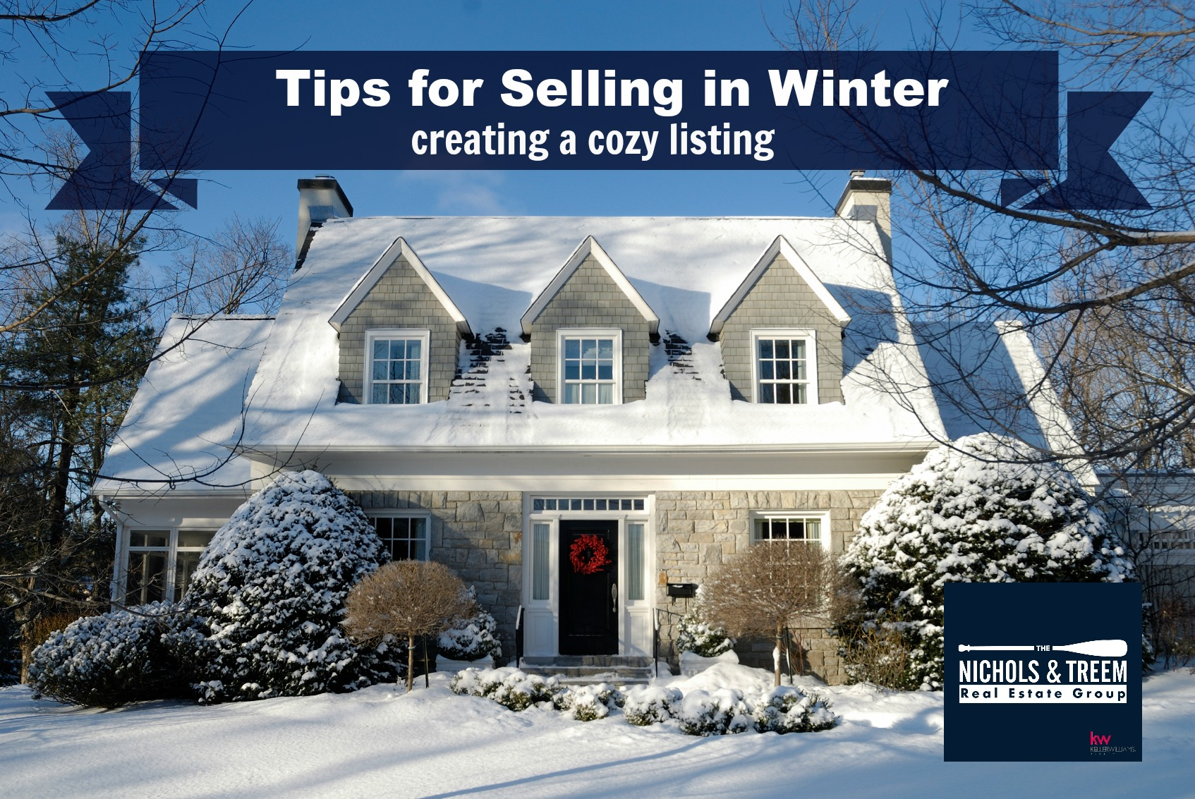 Tips for Selling Your Home in the Winter - The Nichols \u0026 Treem ...