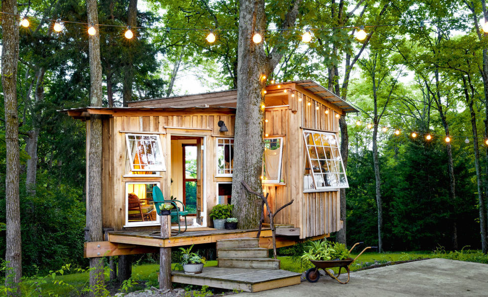 Tiny houses create big ideas