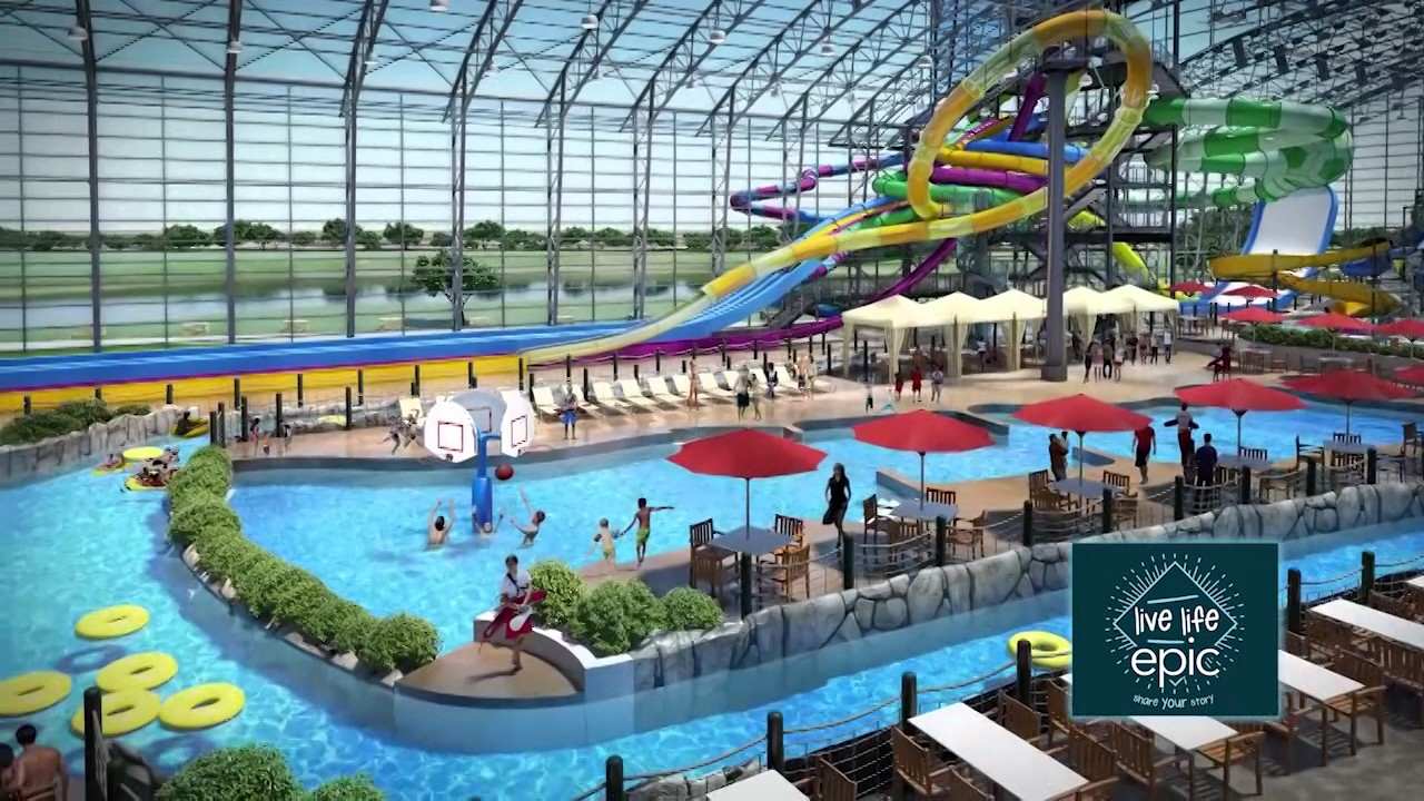 New Indoor Water Park Coming Soon To Grand Prairie