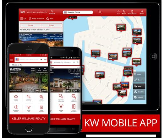 Dan Anderson's KW Mobile App