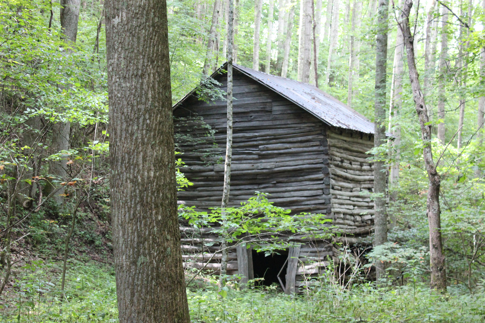 Madison County Barn