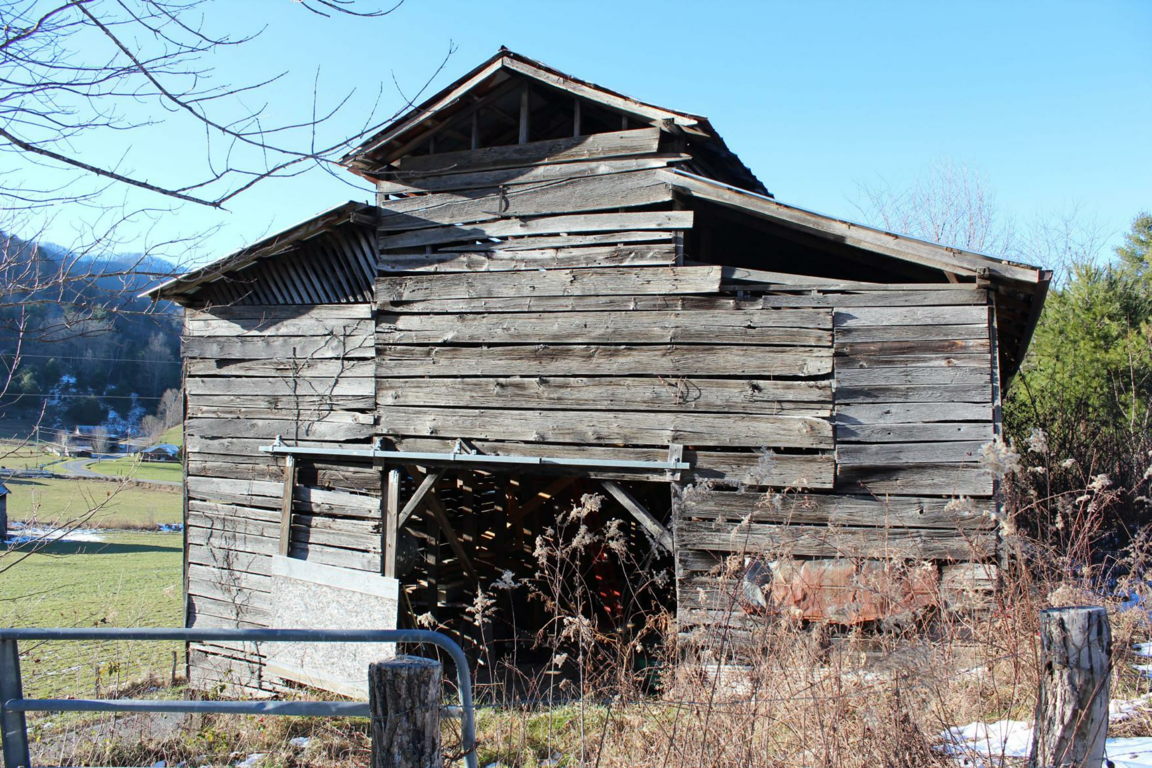 Marshall Farmland Barn