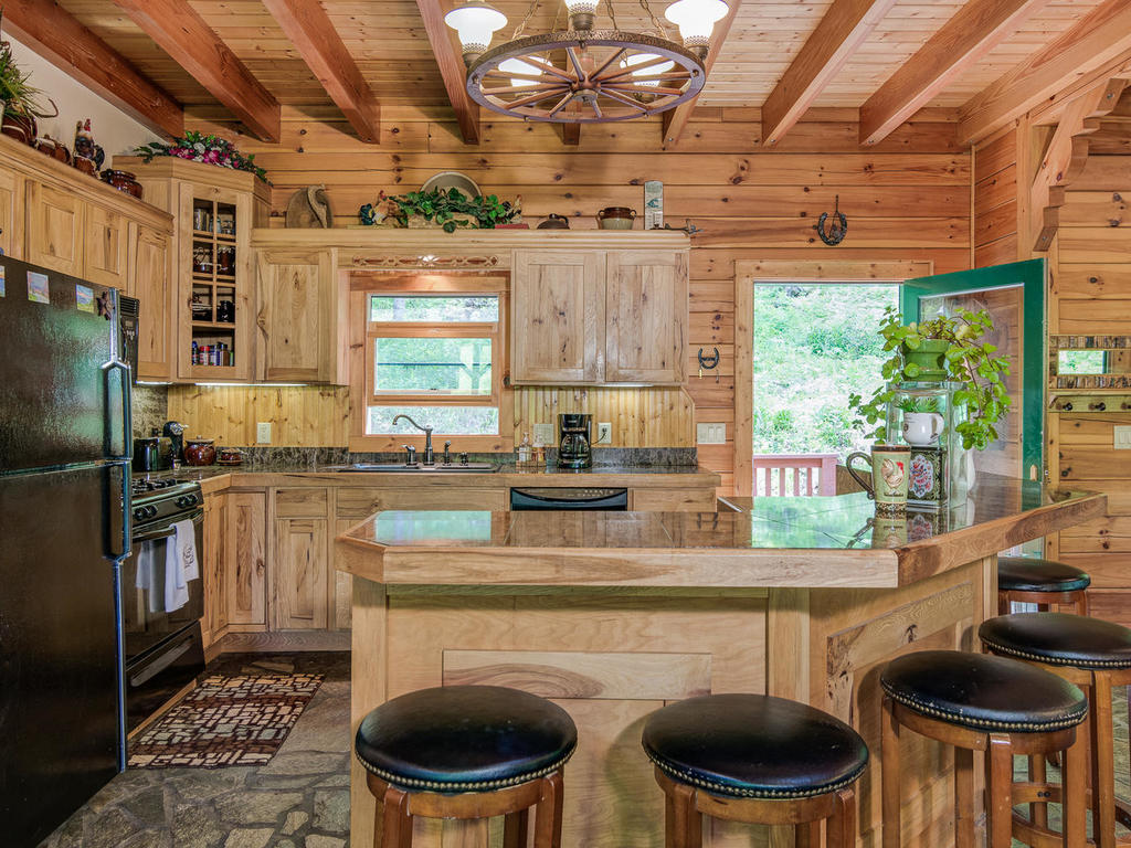 Maggie Valley Kitchen