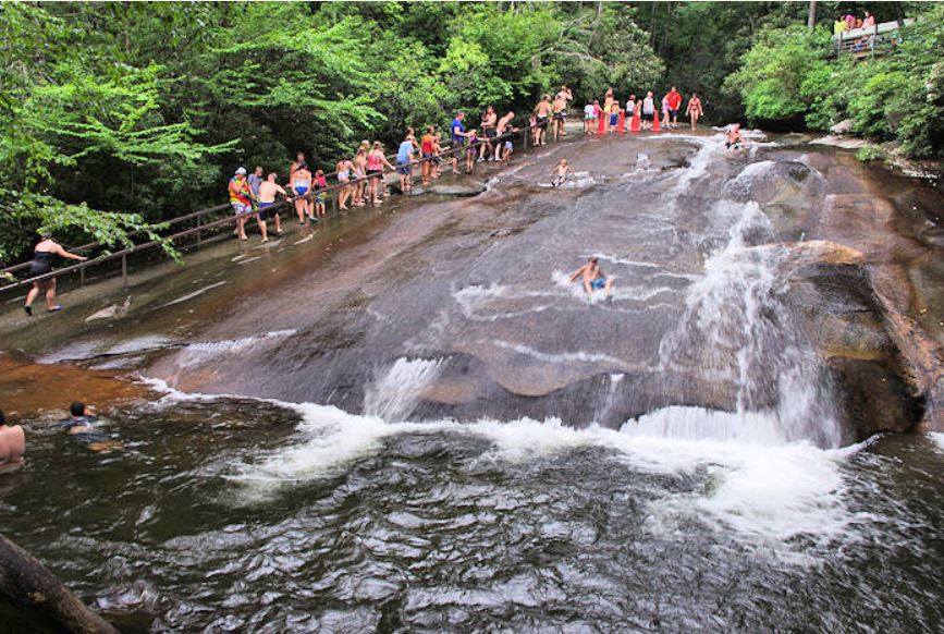 Best Asheville-Area Swimming Holes