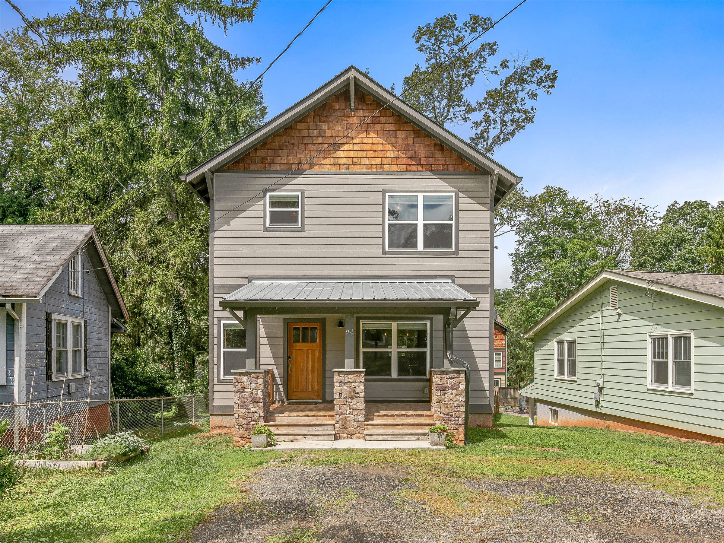Quality Newer Construction West Asheville Home for Sale
