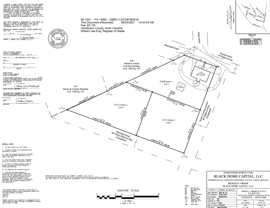 Excellent Residential Lots for Sale Hendersonville NC