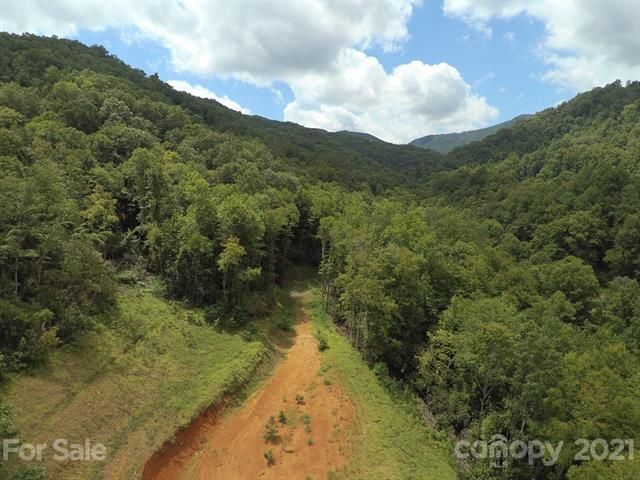 Cullowhee WCU Land for Sale with Creek and Mountains