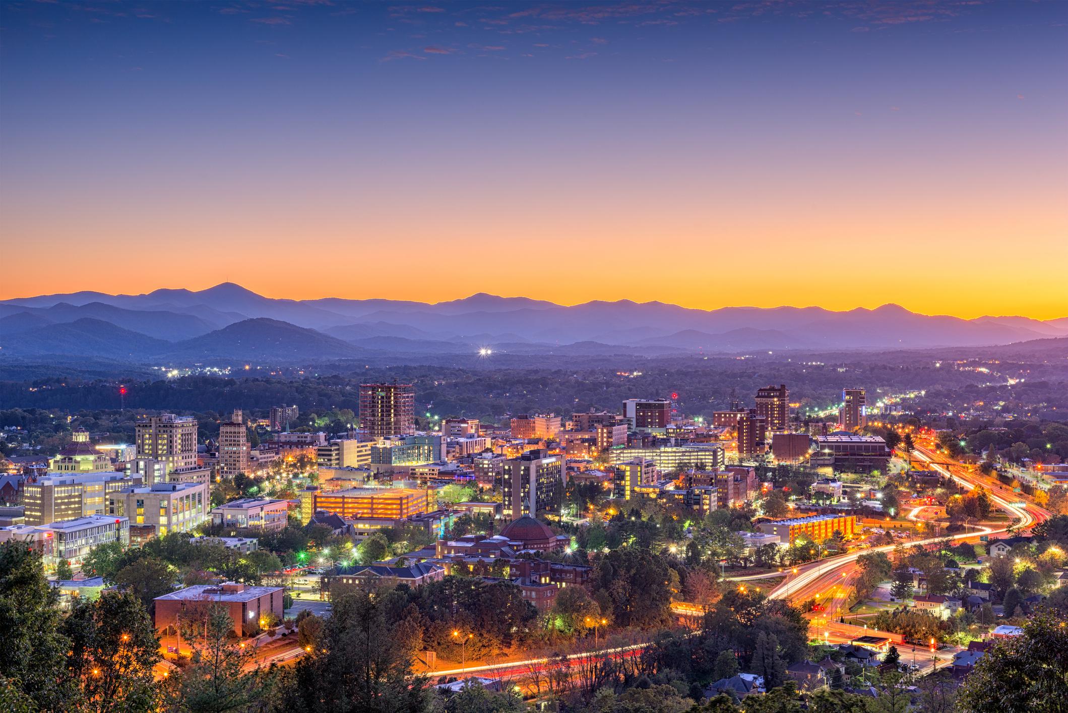 Asheville Best Neighborhoods to Live In