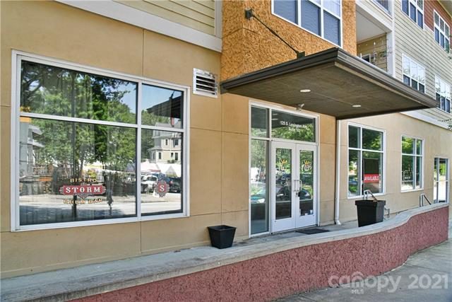Commercial Condo for Sale or Lease in Downtown Asheville's South Slope