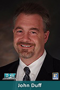 John Duff, Associate Broker with Exit One Realty