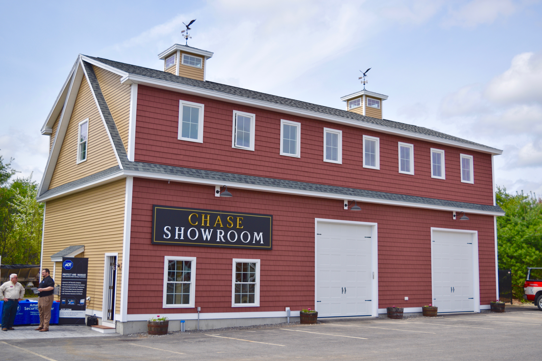 Chase Custom Homes Model Home Center
