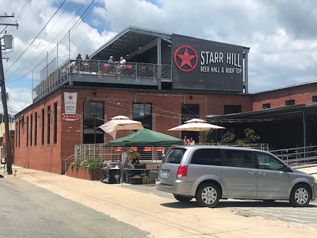 Scott's Addition Living - Starr Hill Brewery