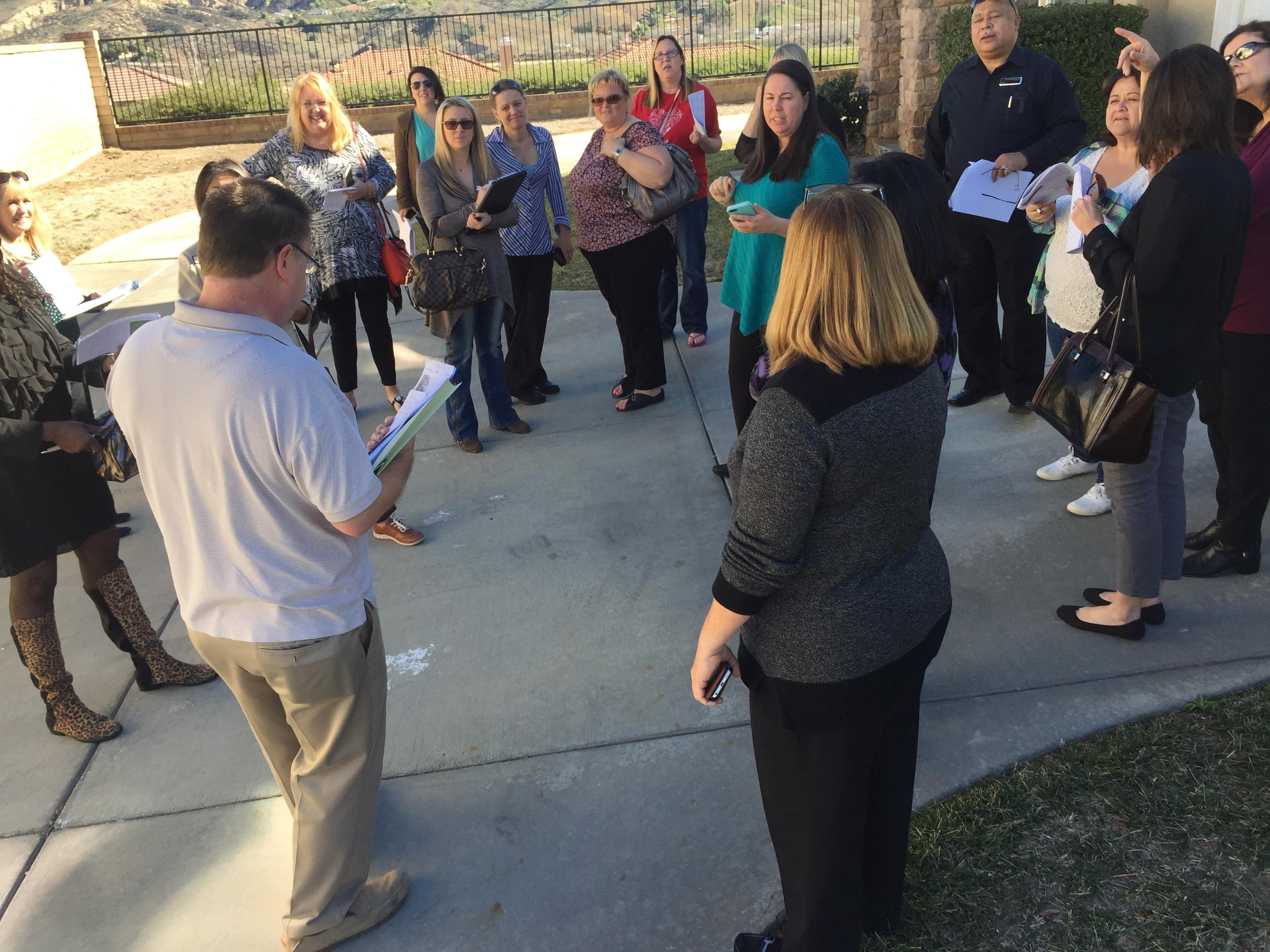 The KW Caravan - Monthly tour of properties in Santa Clarita