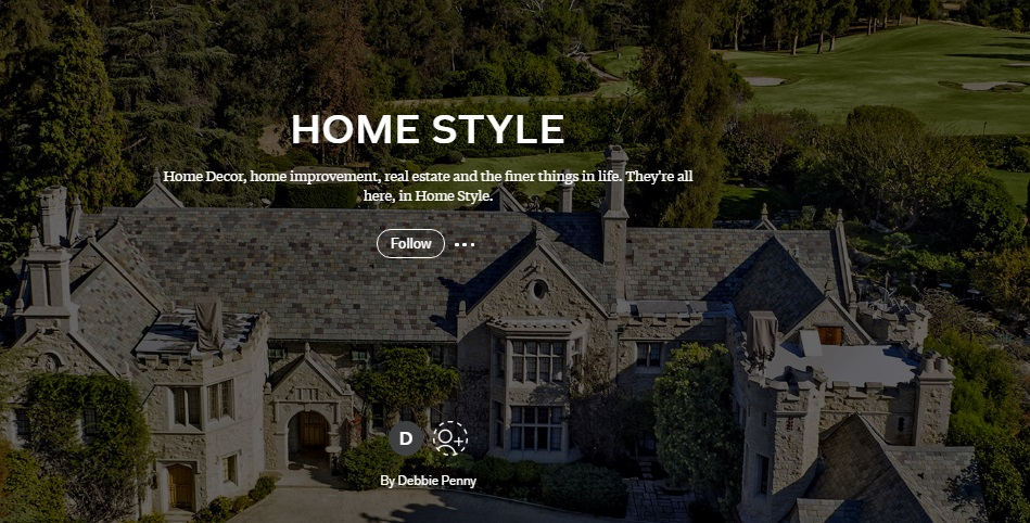 Home Style Magazine - Powered by free Flipboard App
