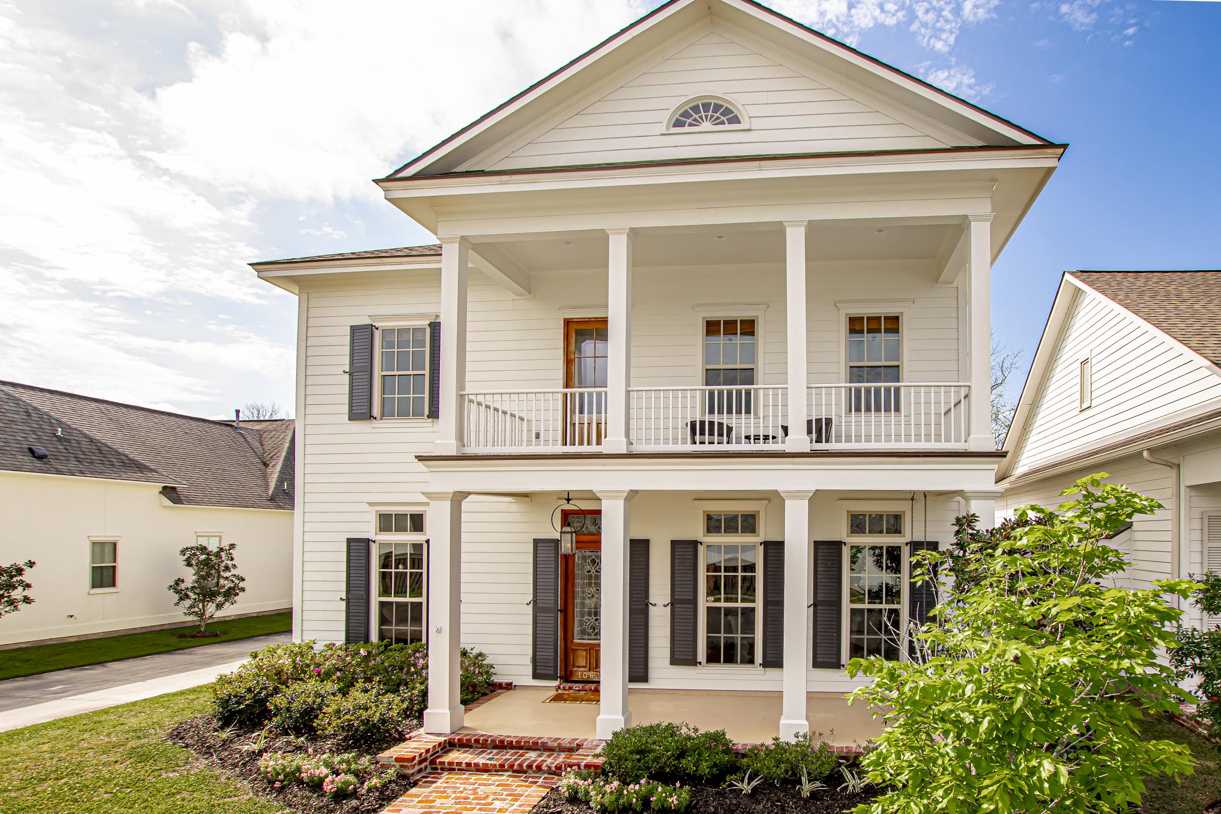 4BR home for sale in The Preserve at Harveston