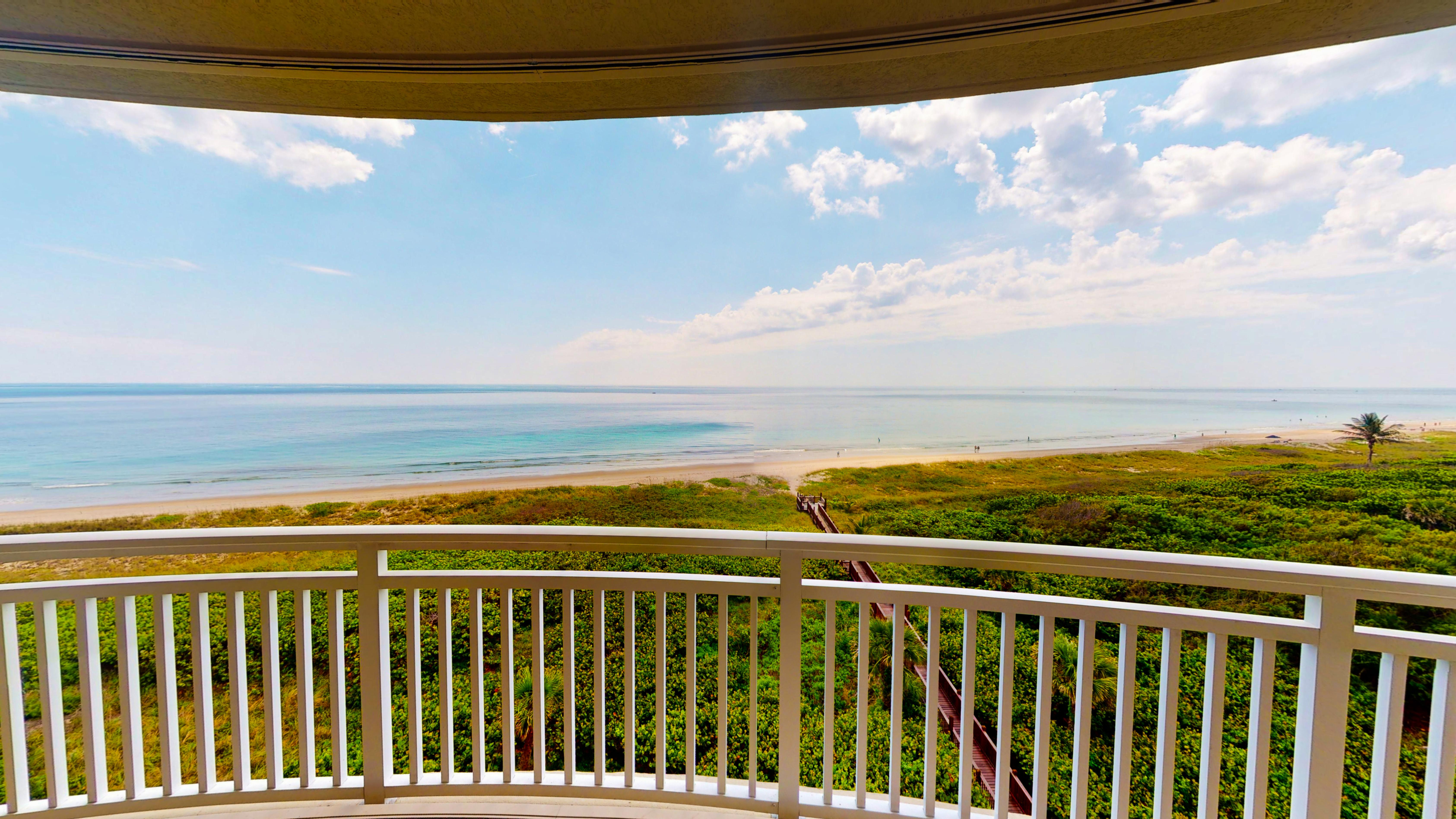 Florida Oceanfront Condominium Grand Isle