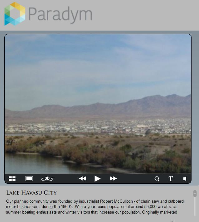 Watch a Virtual Tour of Lake Havasu City, AZ