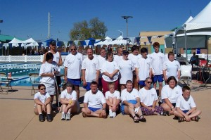 Vicki Lind Supports the Special Olympics