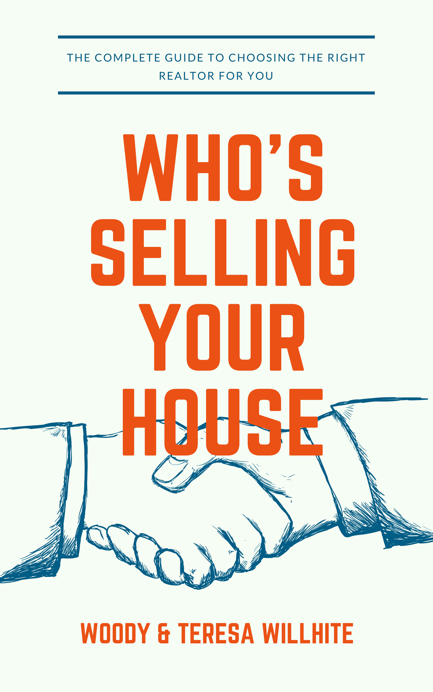 Who's Selling Your House? EBook Order Page