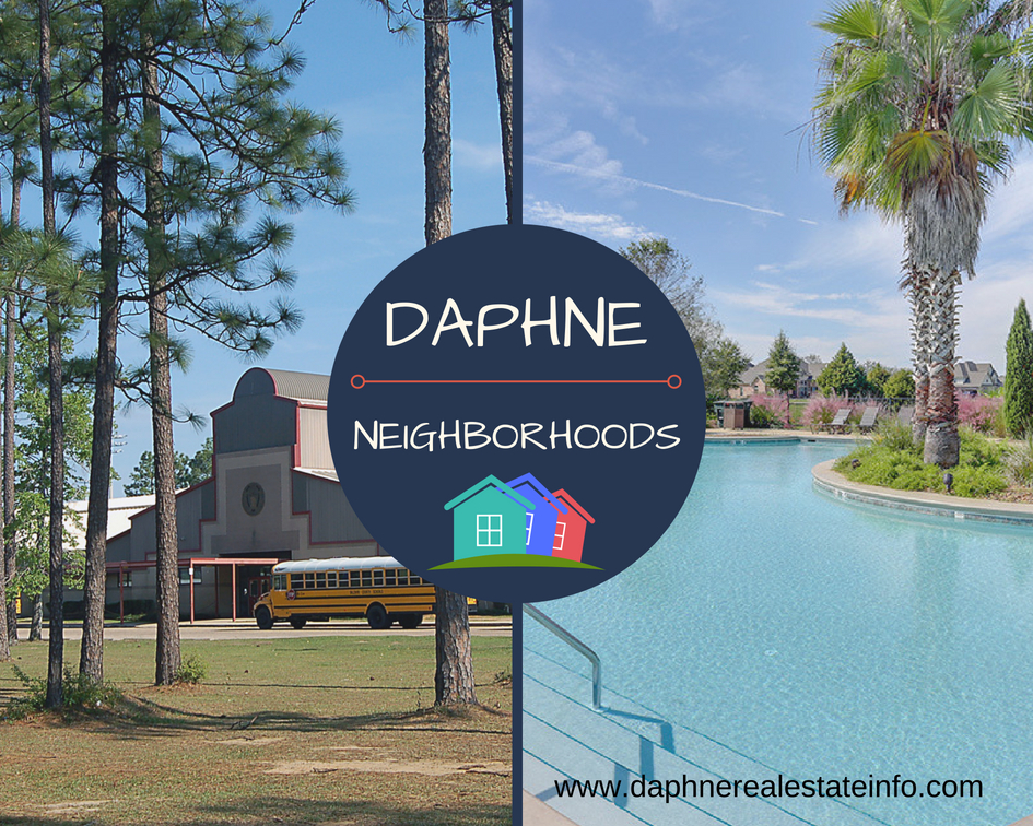 Daphne AL Neighborhoods