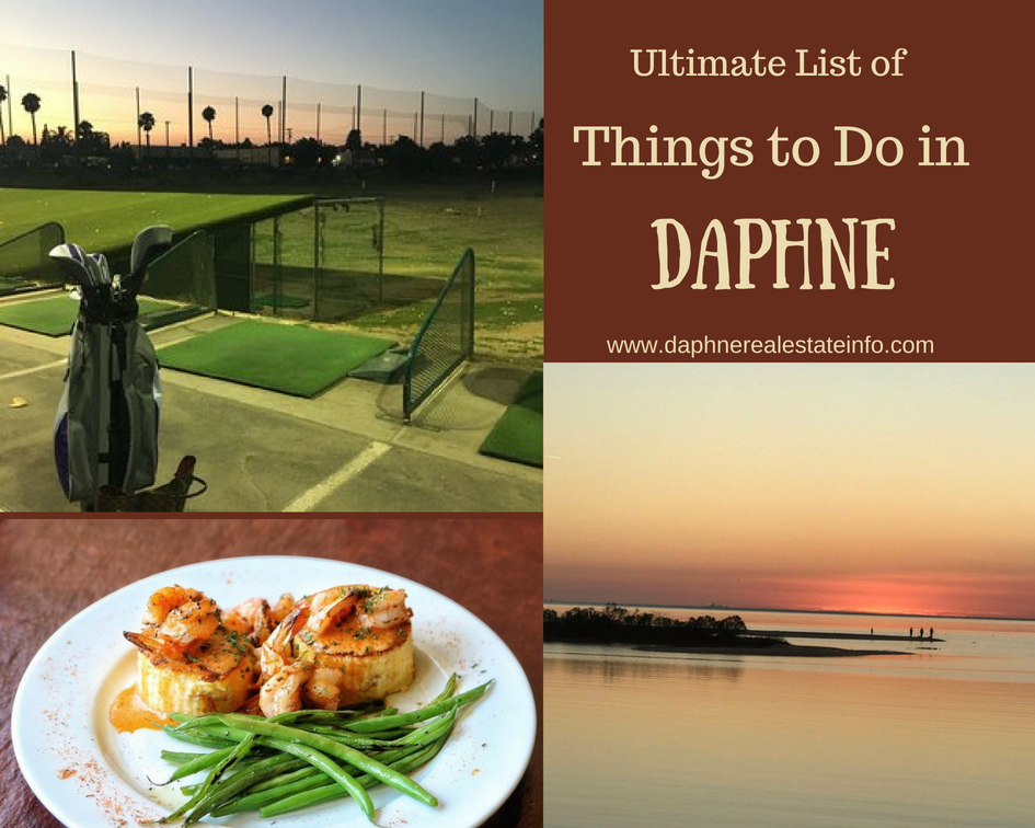 Daphne Things to Do