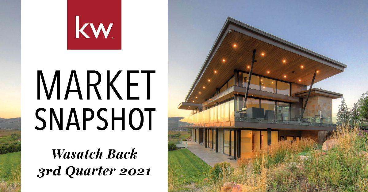 Market Snapshot 3rd Quarter 2021