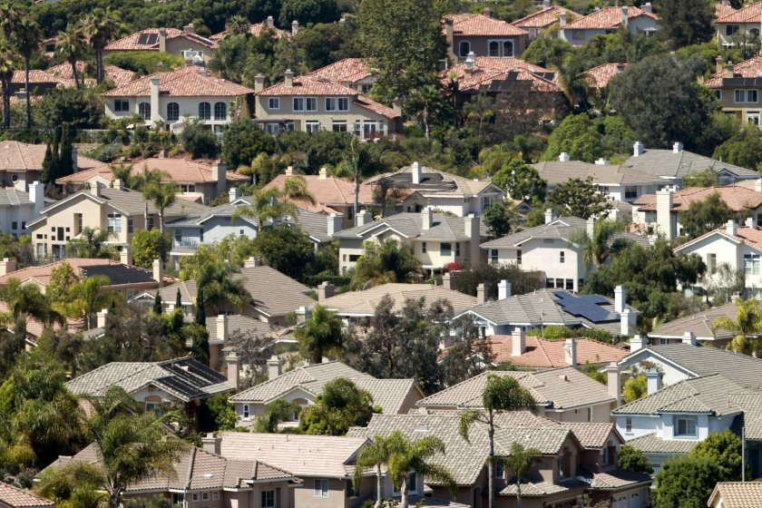San Diego home prices now up 25% in a year. Second-hottest market in the nation