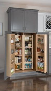 85% of Home Buyers Want an Extra Large Pantry