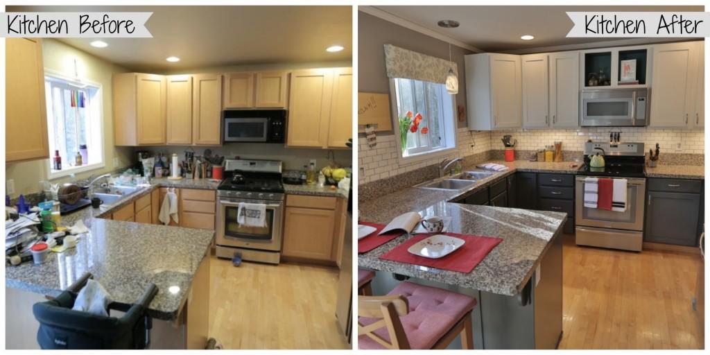 6 low cost kitchen cabinet upgrades - Kitchen Cabinet Upgrades