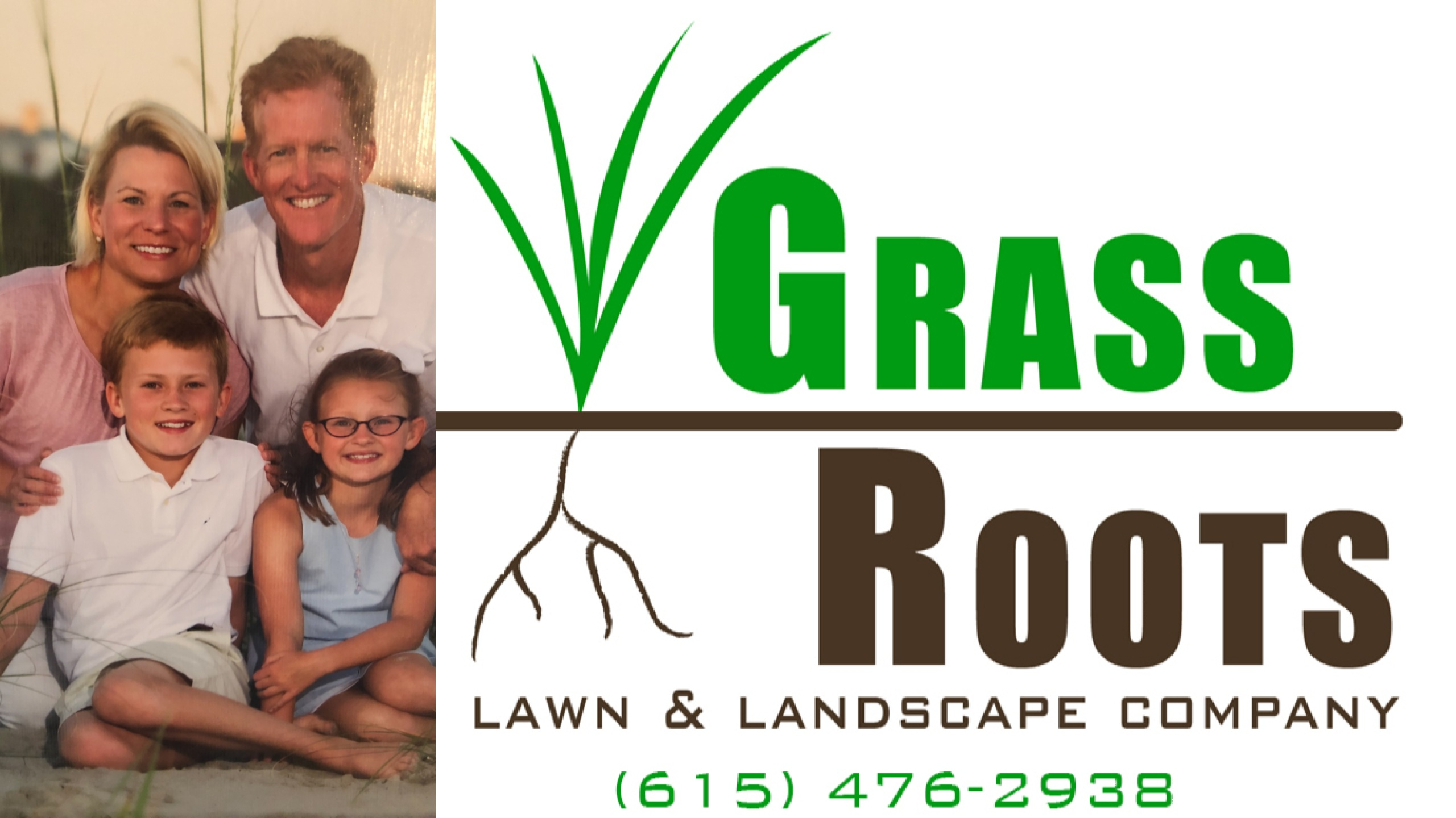 Grass Roots Lawn Landscape Brentwood Tennessee Curb Appeal