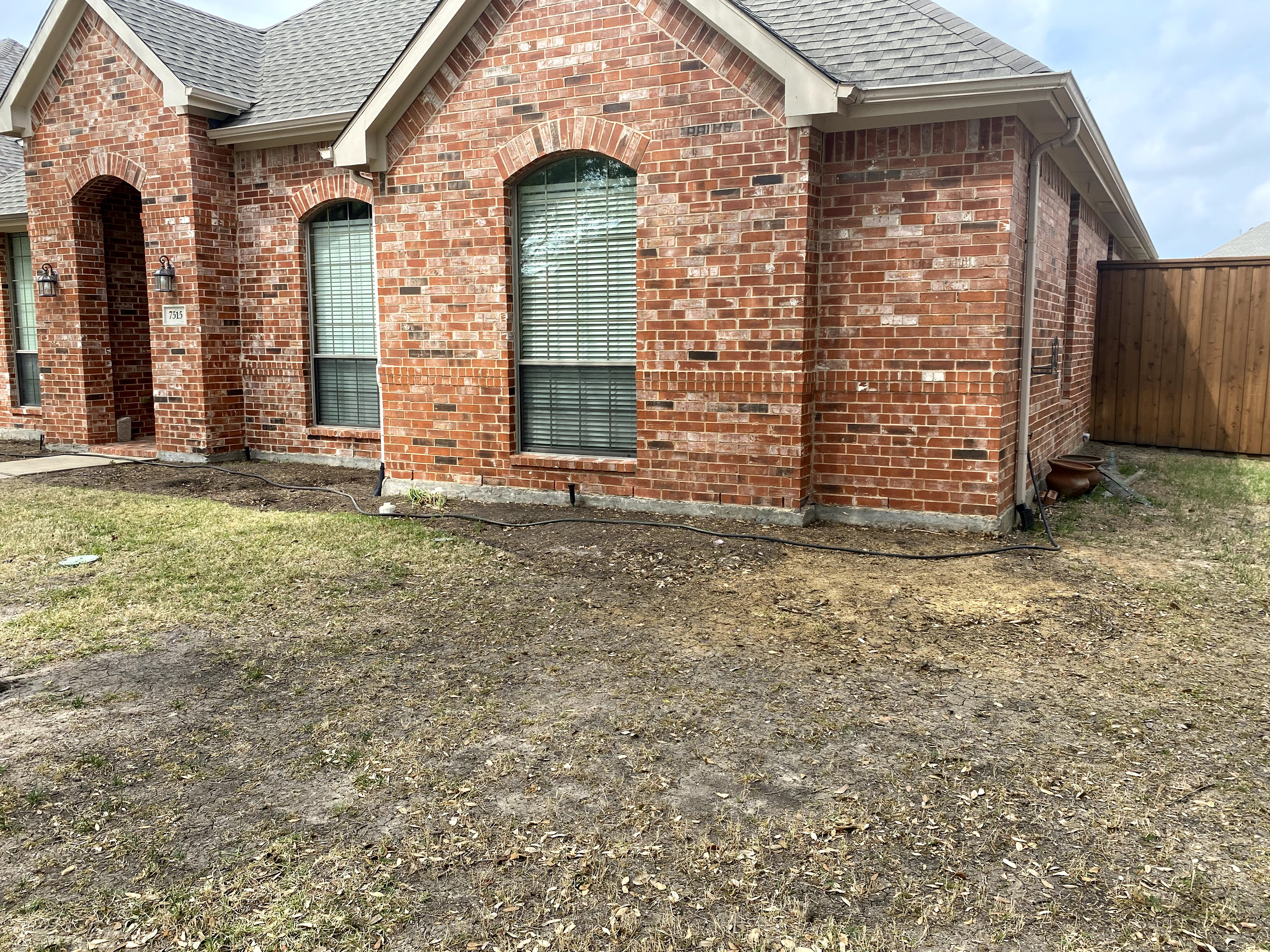 Bare Front Yard - FireBoss Realty