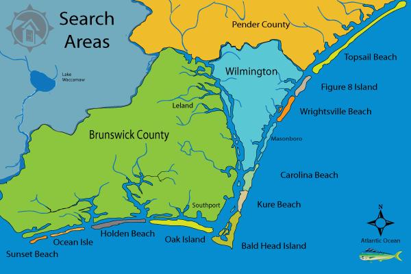 Wilmington Area Beaches
