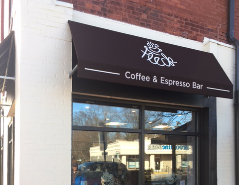 Fleck Coffee in Newton Highlands