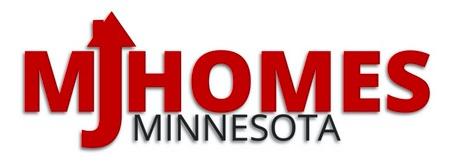 Logo of MJ Homes MN