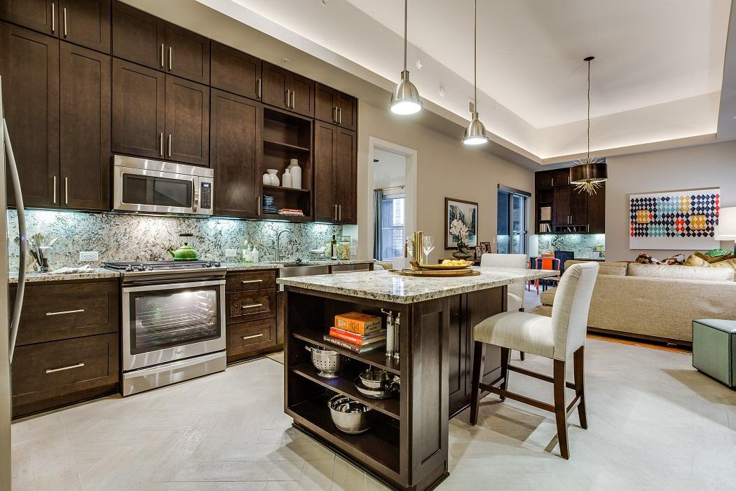 High Rise Apartment Living Dallas TX 75201