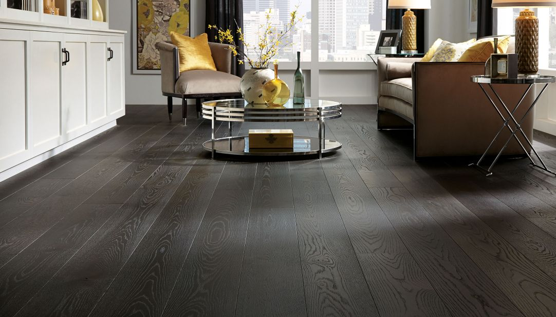 Is The Gray Hardwood Floor Trend Right For You Pam Boyle